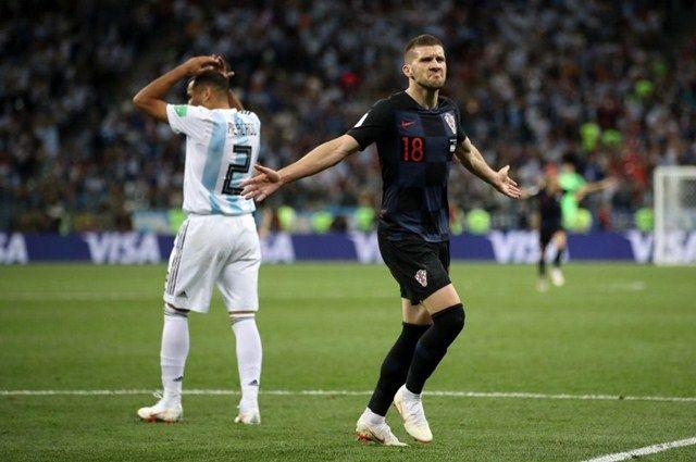 Hrvatska slavila protiv Argentine