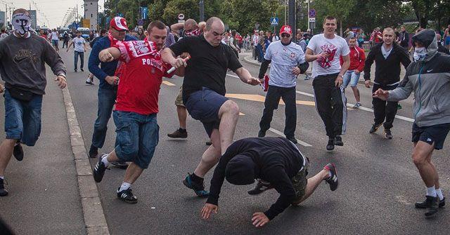 Poljski huligani
