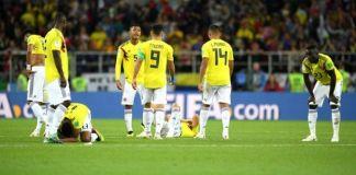 prijetnje dvojici kolumbijskih igrača