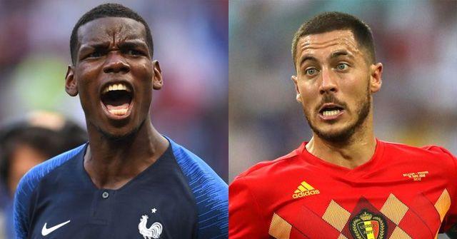 Francuska - Belgija