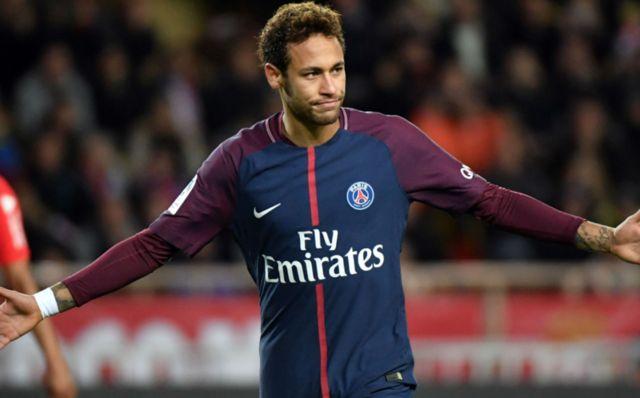 Neymar od PSG-a