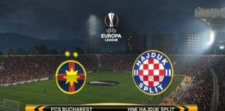 FCSB - Hajduk
