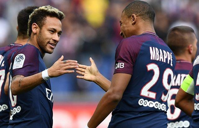 Mbappe otkrio Neymaru