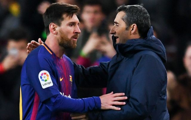 Messi kritikovao Valverdea