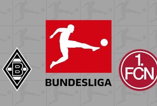Borussia Monchengladbach - Nurnberg