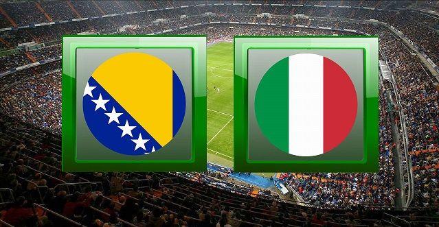 Bosna i Hercegovina - Italija