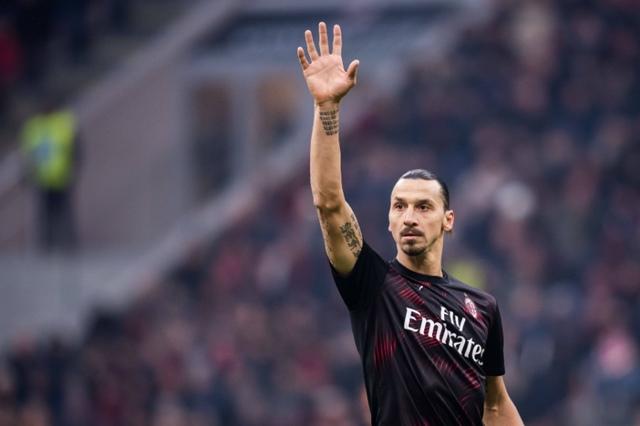 Ibrahimović treći najbrži igrač u Seriji A