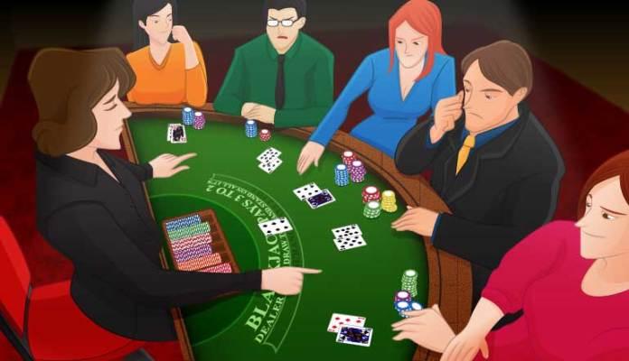 Blackjack pravila