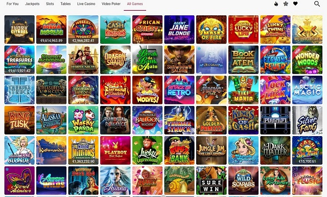casino online ruby fortune