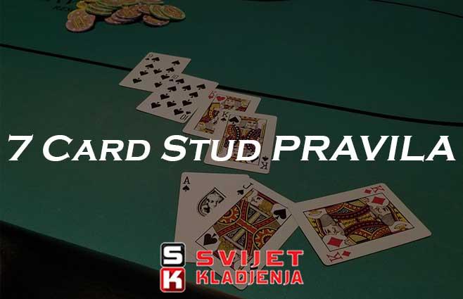 poker 7 card stud rules