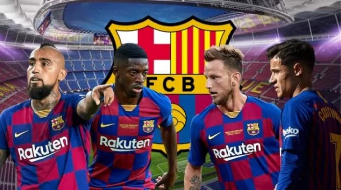 Barcelona stavila 12