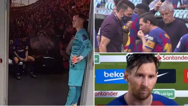 This Is Why Lionel Messi Wants To Leave Barcelona