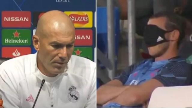 Zinedine Zidane objasnio