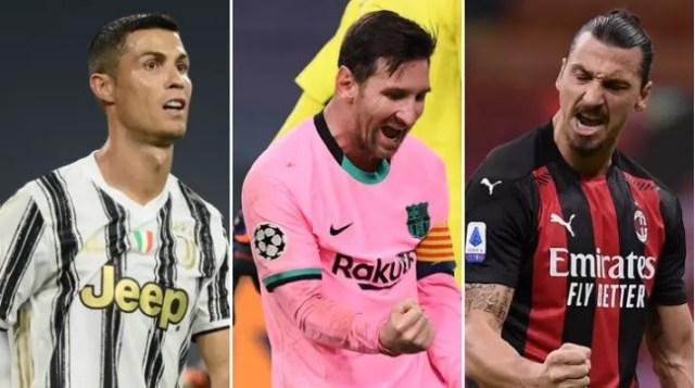 Lionel Messi je službeno