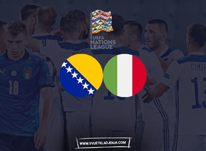BiH - Italija
