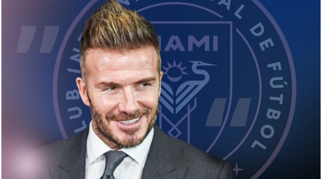 David Beckham u Inter