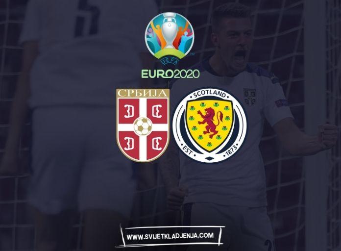 Srbija - Škotska