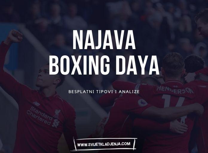 Najava Boxing Daya