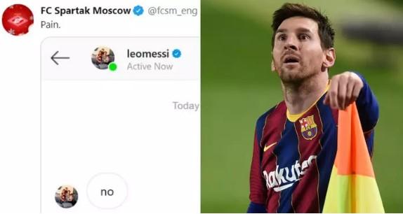 Evo kako je Lionel Messi