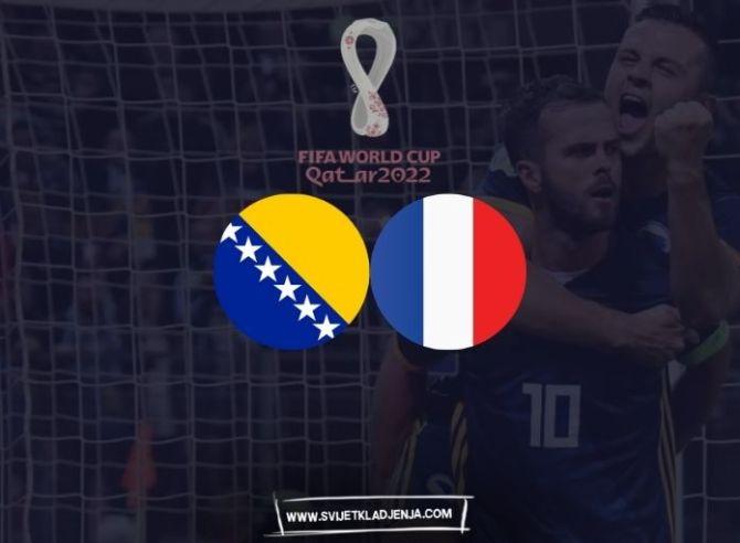 BiH - Francuska