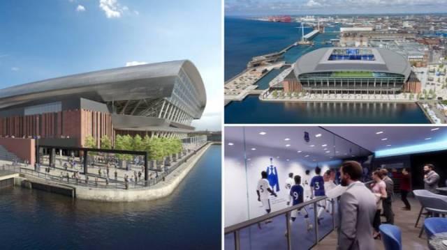 Everton gradi stadion