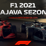 F1 2021 najava