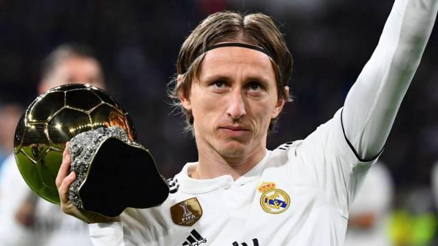 Luka Modrić dogovorio
