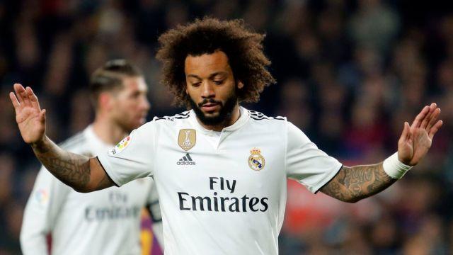 Marcelo propušta uzvratni