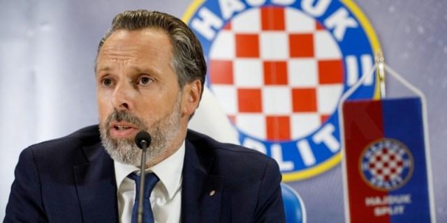 Predsjednik Hajduka objavio