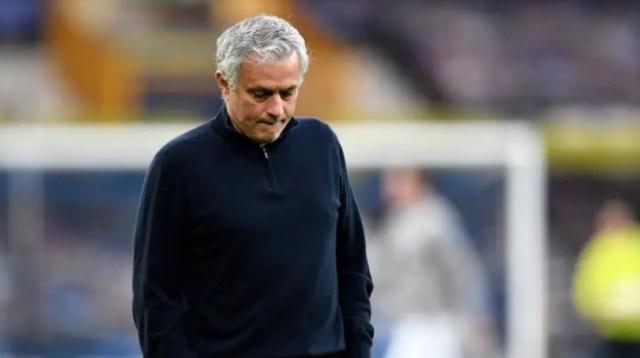 Tottenham otpustio Josea Mourinha