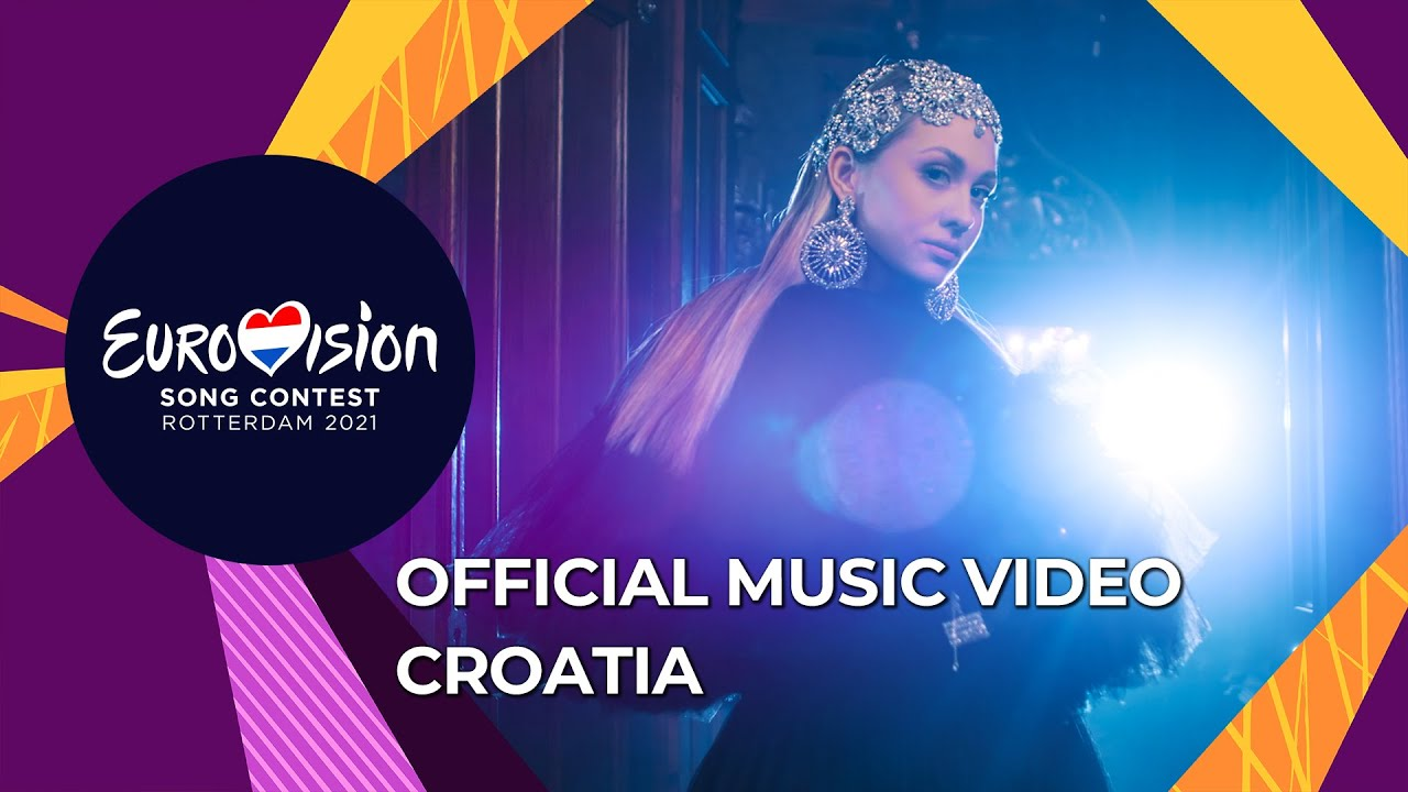 Albina - Tick-Tock - Croatia 🇭🇷 - Official Music Video - Eurovision 2021