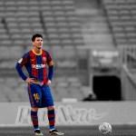 As Not Seen On TV: Messi's Frustration Against Celta Vigo