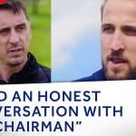 """(VIDEO) Harry Kane u emisiji sa Garyjem Nevilleom: """"Nikada nisam rekao da ću ostati u Tottenhamu"""""""