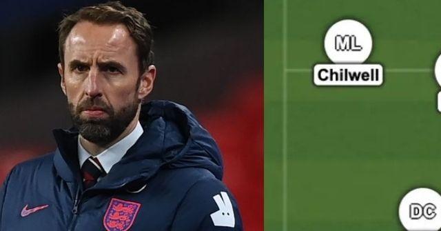 Engleska protiv Hrvatske