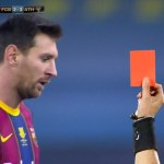 Koliko crvenih kartona Lionel Messi ima u svojoj karijeri?