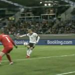 (VIDEO) Nevjerojatan promašaj Tima Wernera protiv Islanda!