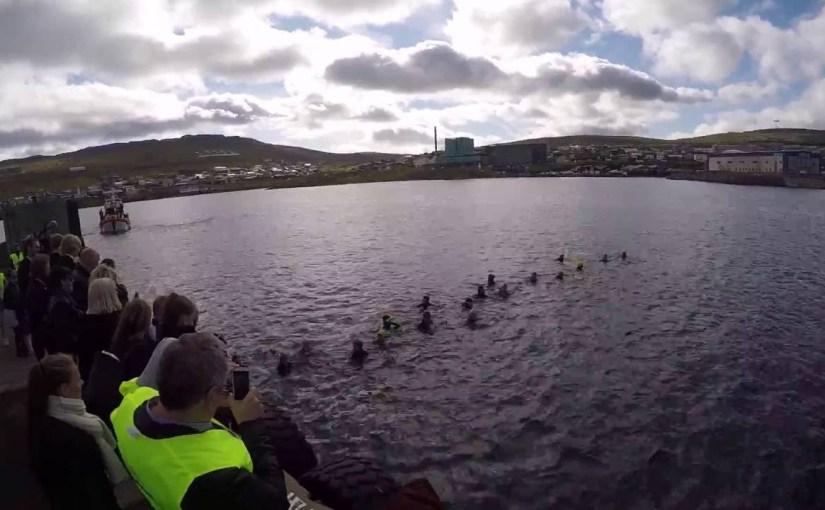 Video frá Ólavsøkusvimjing 2015