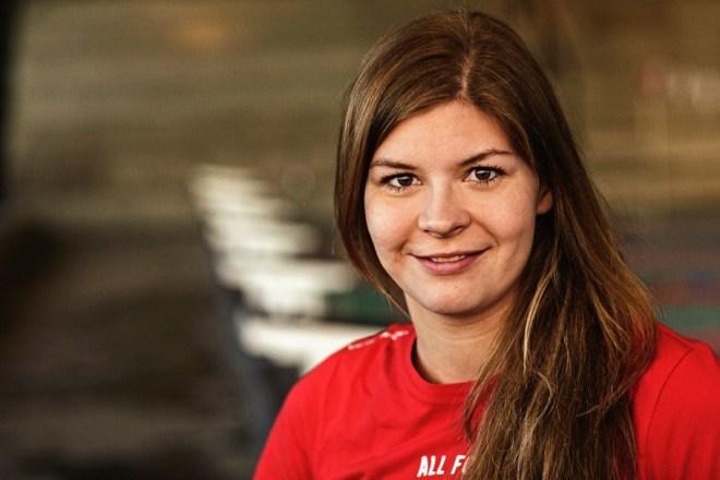 Lotte Friis. Foto: Das Büro for DIF og Team Danmark (link)