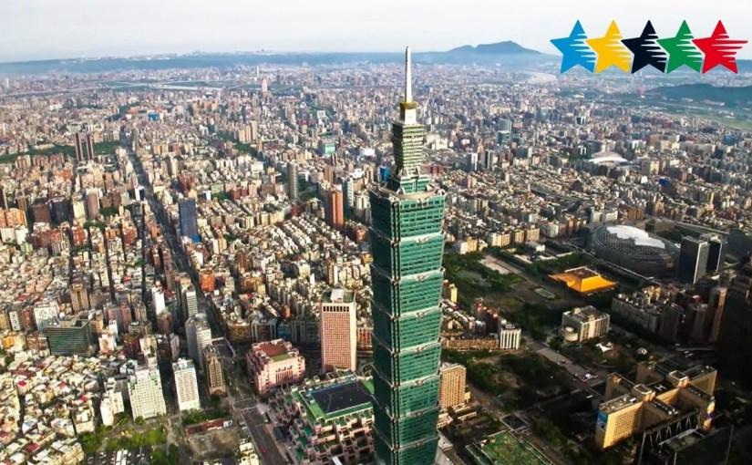 Hestoy til Taipei at døma havsvimjing