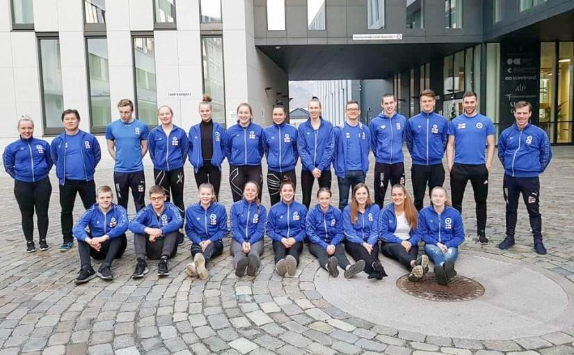 Bergen Swim Festival 2018 ein brakandi succés