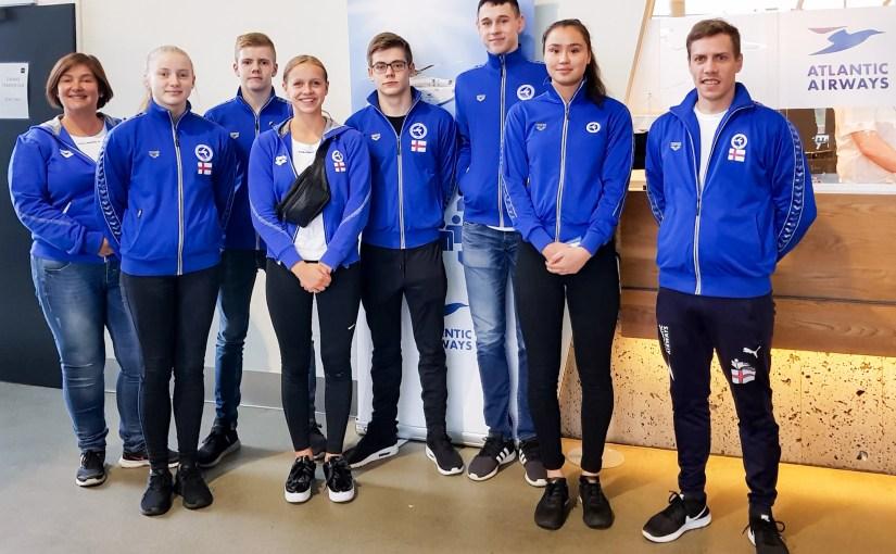 Føroysk úrslit fimta dag á EJM 2018