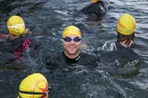 Swim event TF Christiansborg Rundt 2018. Swim event TF Christiansborg Rundt 2018. Leder af det Radikale Venstre, Morten Østergaard, er klar til at svømme TrygFonden Christiansborg Rundt.