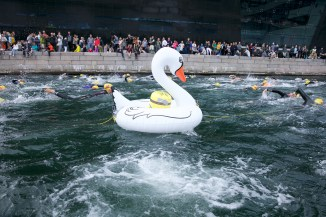 Swim event TF Christiansborg Rundt 2018. Swim event TF Christiansborg Rundt 2018.