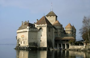 Castle The Chillon