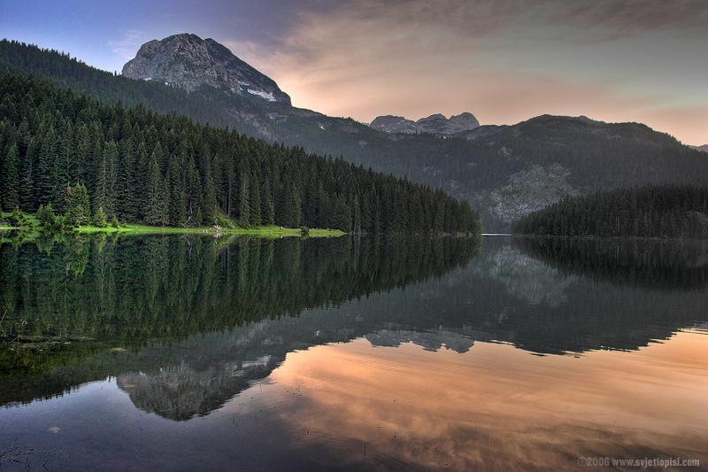 Czarne Jezioro. fot. Vladimir Popovic