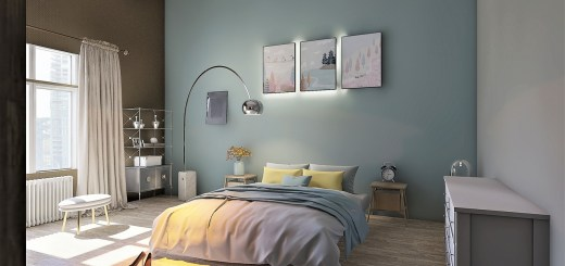 Bedroom Bed Sleep Relaxation Room  - 5460160 / Pixabay