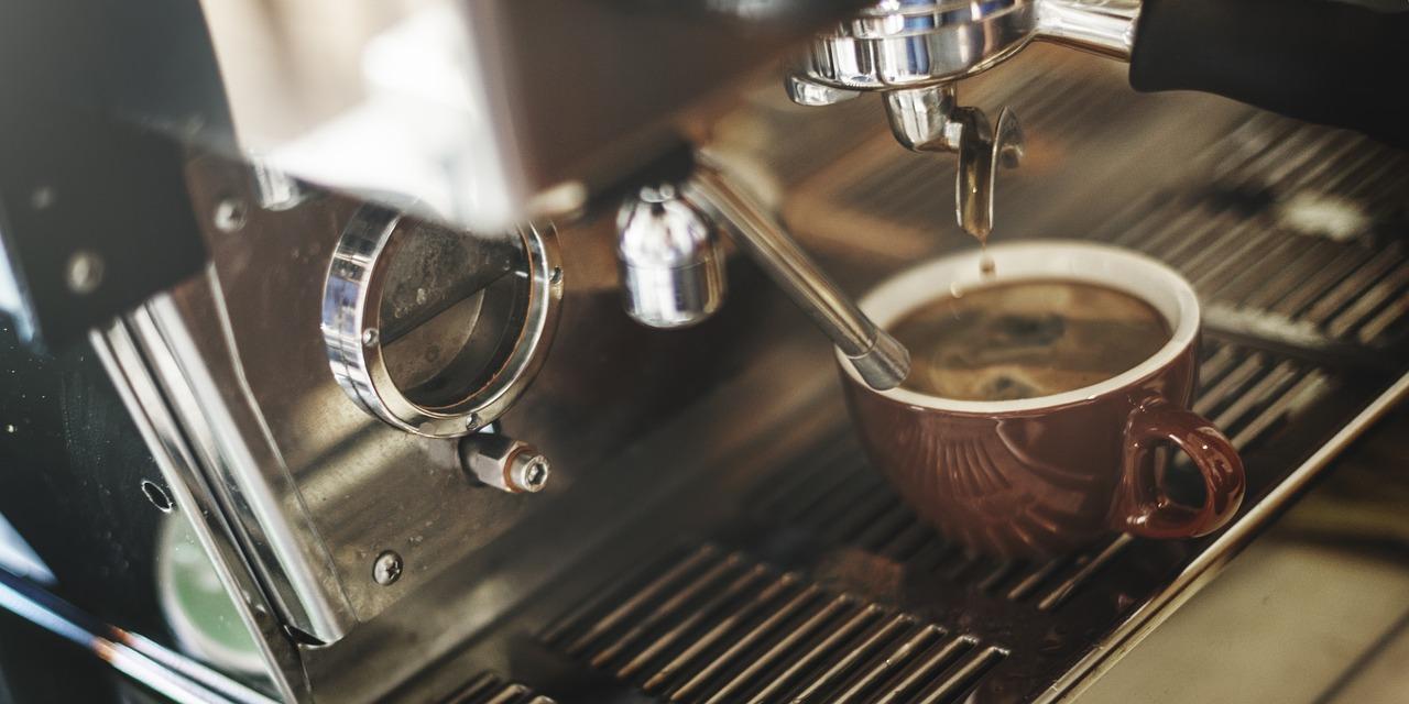 Coffee Bean Seed Black Cafe Wood  - StockSnap / Pixabay