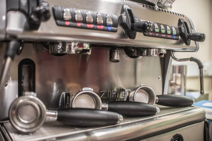 Coffee Machine Coffee Machine  - H4roldas / Pixabay