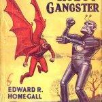 The Human Bat v The Robot Gangster