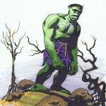 Hulk Thursday he looks how I feel.